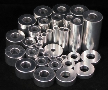 Aluminum Spacers Photo