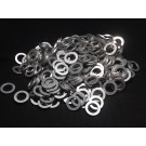 1-1//2 Length, 10 Aluminum Spacer 3//4 OD x 3//8 ID x Many Lengths Round by Metal Spacers Online